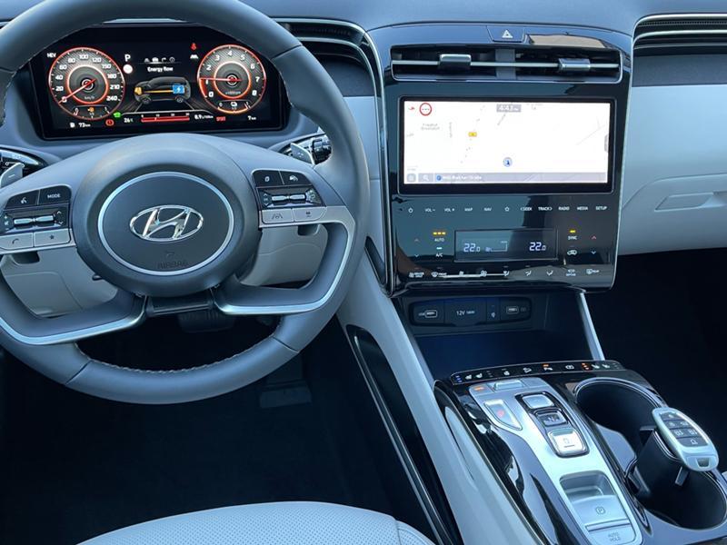 Hyundai Tucson Plug-in Hybrid Prime 4WD, снимка 7