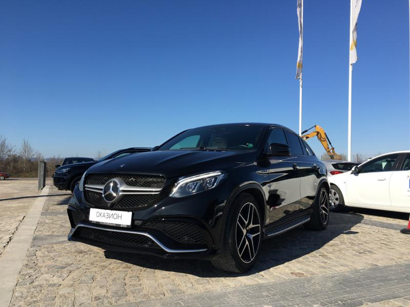 Mercedes-Benz GLE 450 AMG 450AMG 4Matic