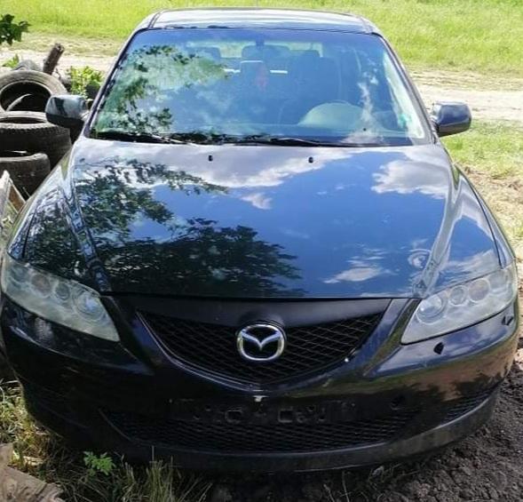 Mazda 6 2.0 дизел на Части