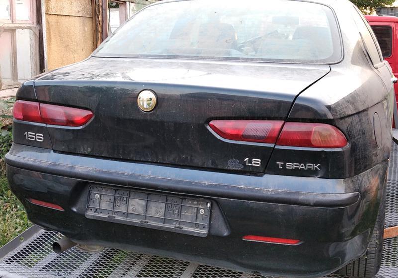 Alfa Romeo 156 1,8TS метан