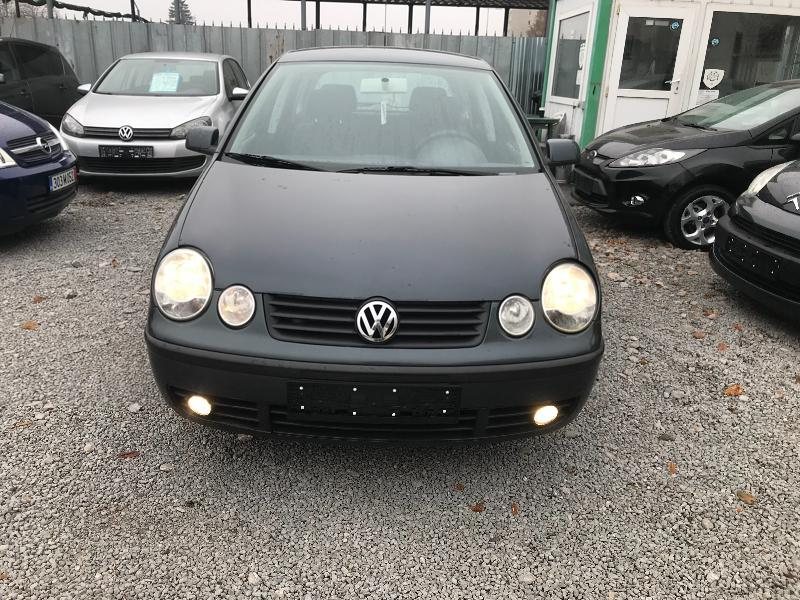 VW Polo 1.2i nov vnos