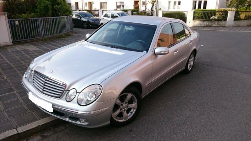 Mercedes E 2.7 CDI