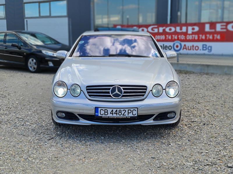 Mercedes-Benz CL 500 306 К.С Лизинг Газоф инжекцион BRC.