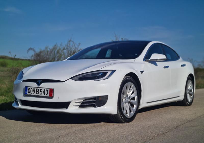 Tesla Model S 4x4 Като Нова!!!