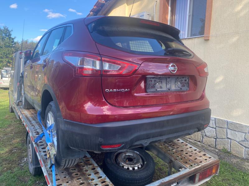 Nissan Qashqai 1.6 avtomat