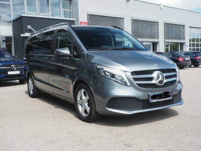 Mercedes-Benz V 300 d Lang