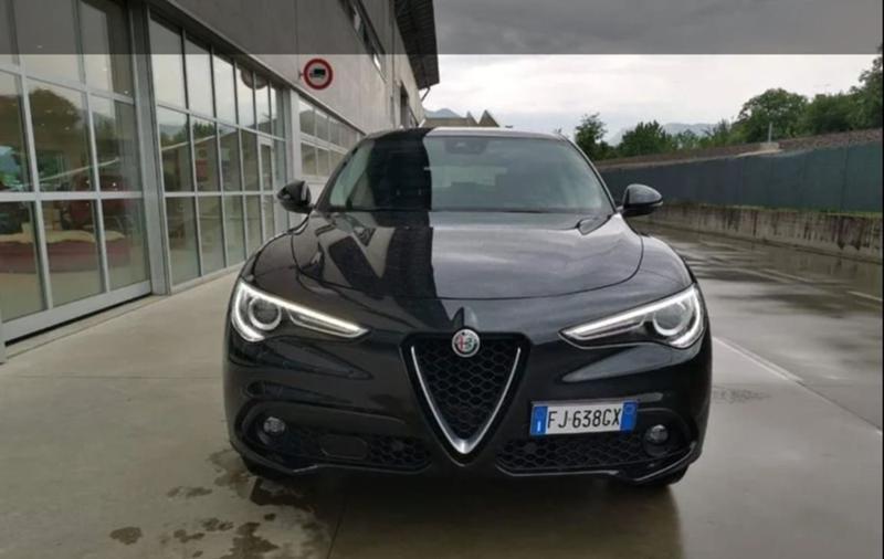 Alfa Romeo Stelvio 2.2JTD