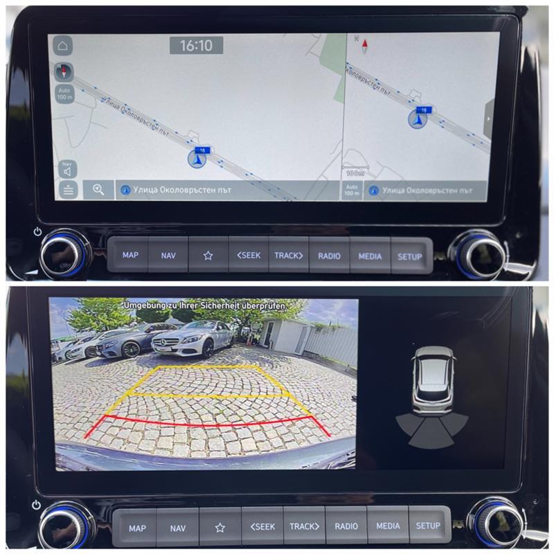 Hyundai Kona N-line/199рs/13km, снимка 15