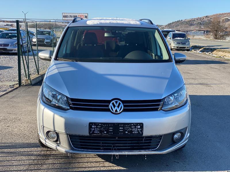 VW Touran 1.6 TDI EURO 5A 7seats 6speed