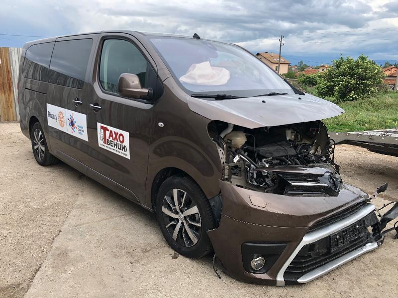 Toyota Proace VERSO 2.0HDI