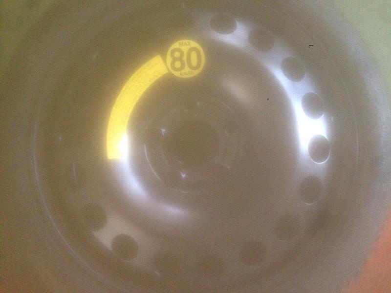 Гуми с джанти Continental 115/70R16