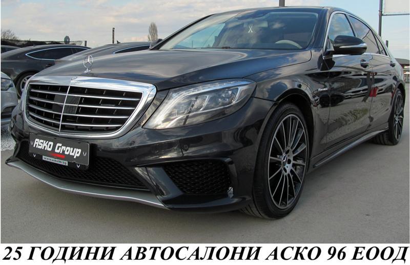 Mercedes-Benz S 350 LONG/AMG/PANORAMA/ГЕРМАНИЯ СОБСТВЕН ЛИЗИНГ