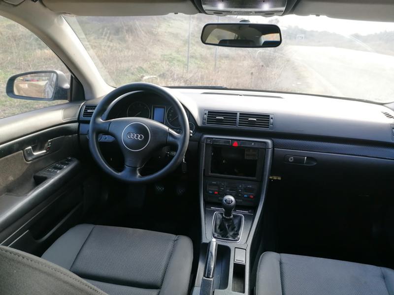 Audi A4 1.9TDI, снимка 8