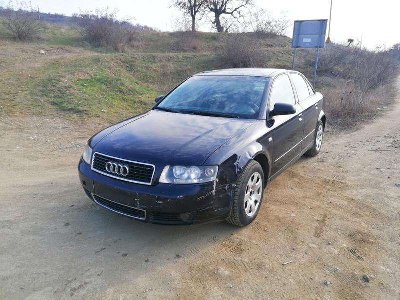 Audi A4 1.9TDI, снимка 3