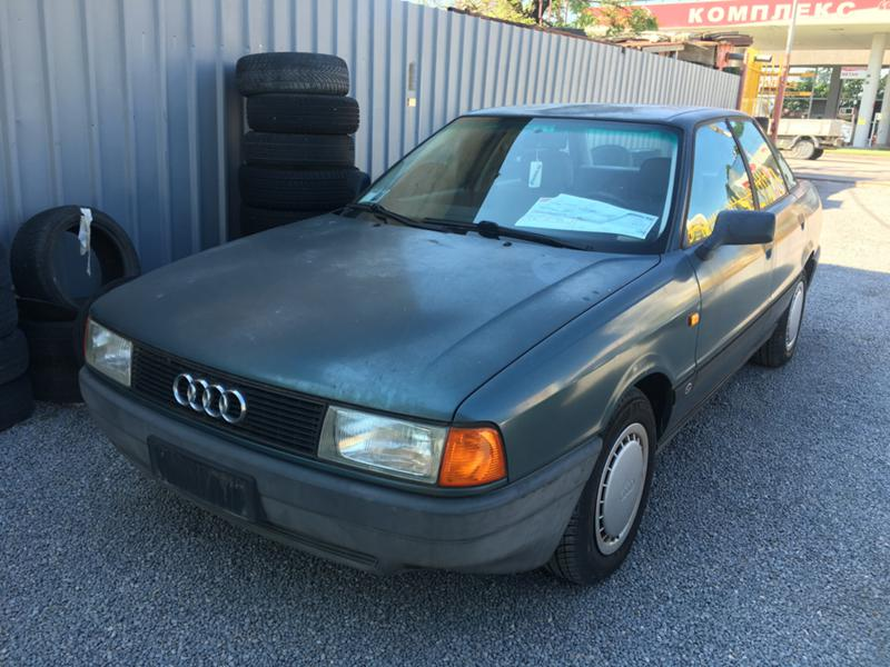 Audi 80 1.6i 37000km ! УНИКАТ