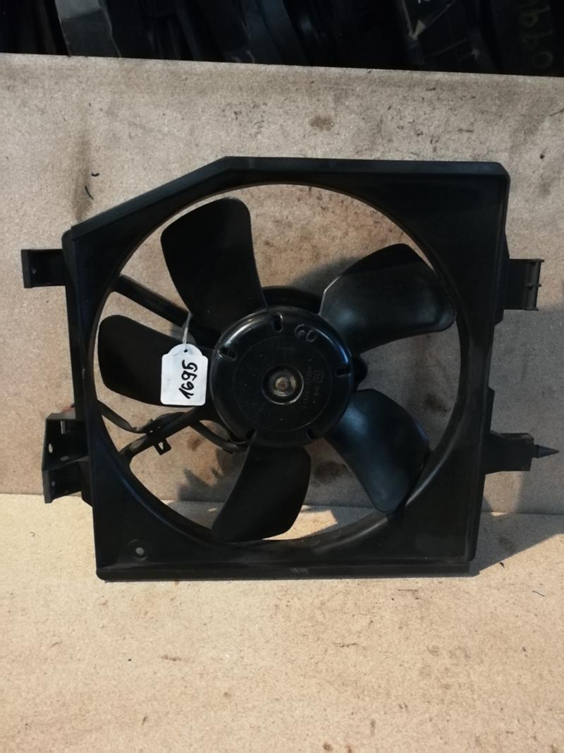 Охладителна перка MAZDA 323 Premacy 98-04 реф.номер 1695