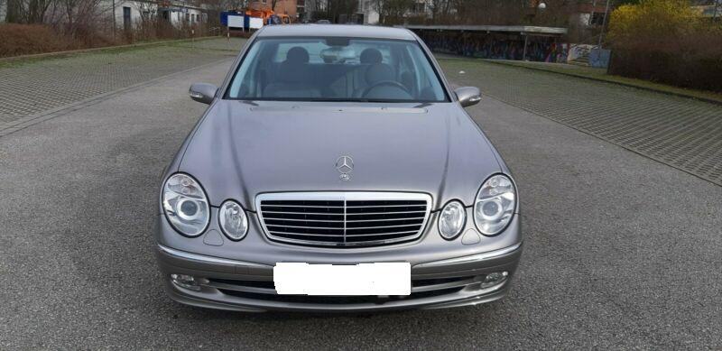 Mercedes 3.2 CDI