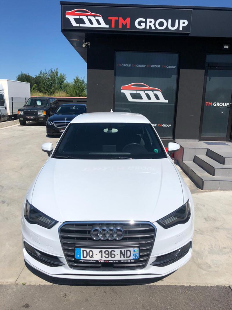 Audi A3 S-Line +