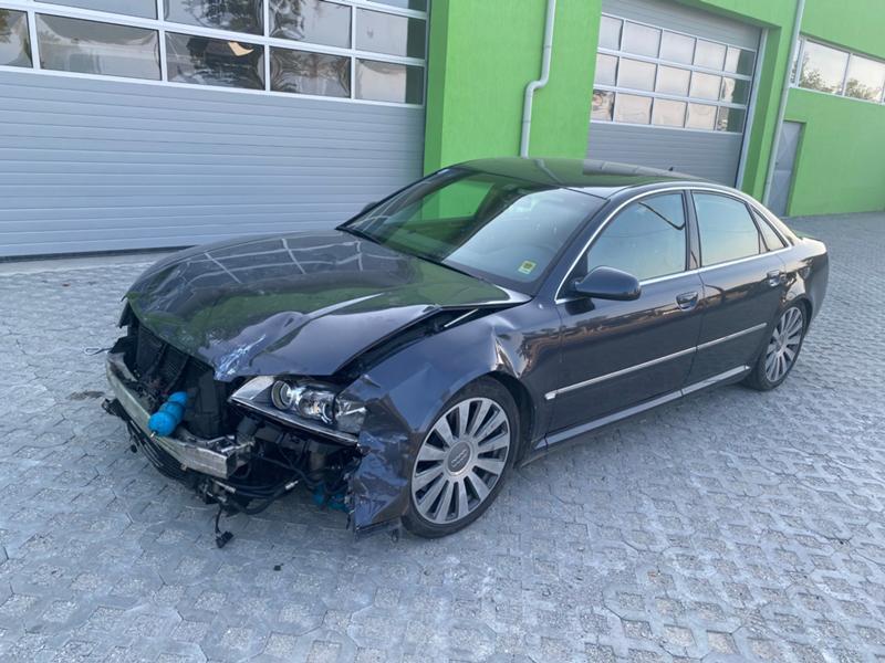 Audi A8 4.2 Бензин