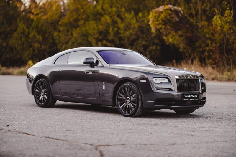 Rolls-Royce Wraith EAGLE VIII, снимка 8