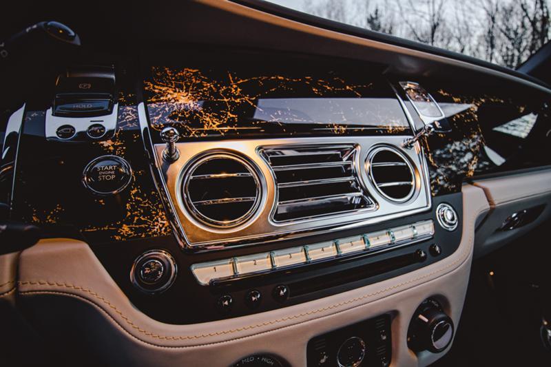 Rolls-Royce Wraith EAGLE VIII, снимка 14