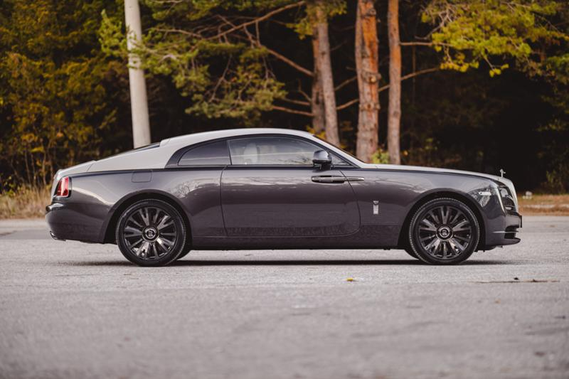 Rolls-Royce Wraith EAGLE VIII, снимка 7