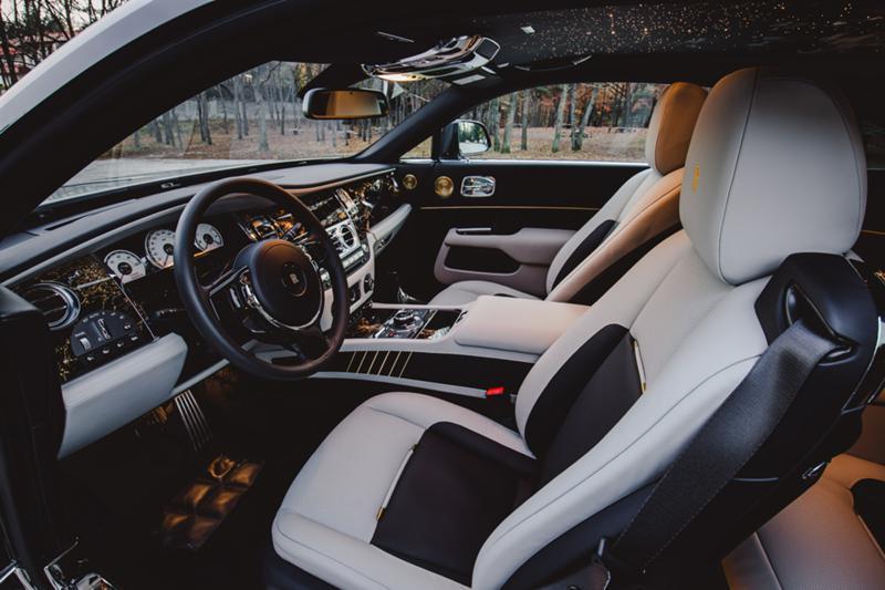 Rolls-Royce Wraith EAGLE VIII, снимка 11
