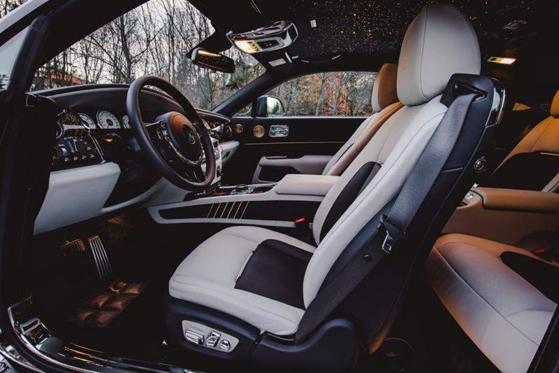 Rolls-Royce Wraith EAGLE VIII, снимка 10
