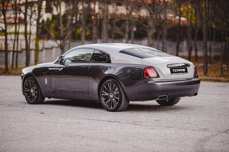 Rolls-Royce Wraith EAGLE VIII, снимка 4