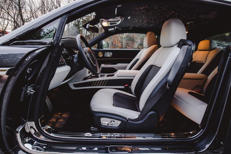 Rolls-Royce Wraith EAGLE VIII, снимка 9