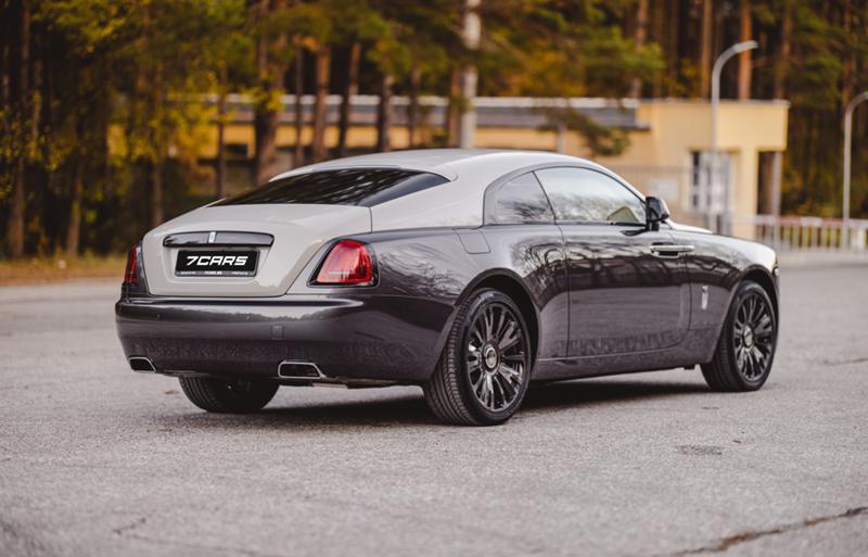 Rolls-Royce Wraith EAGLE VIII, снимка 6