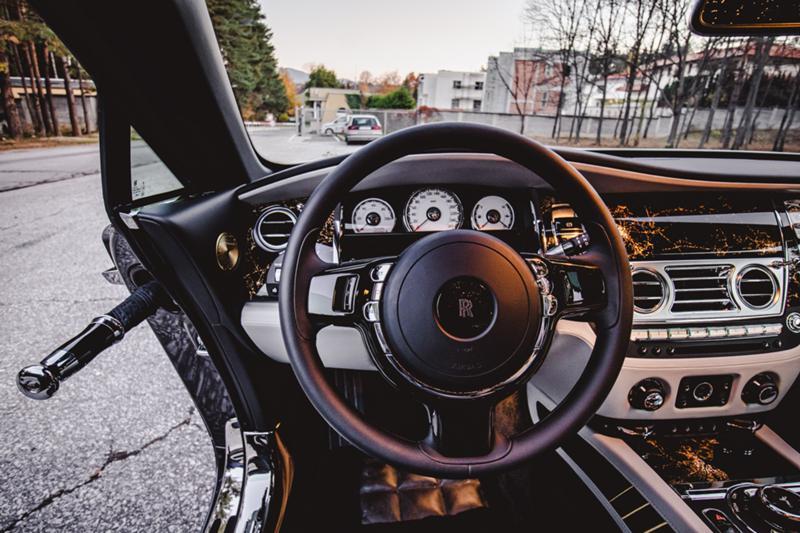 Rolls-Royce Wraith EAGLE VIII, снимка 12
