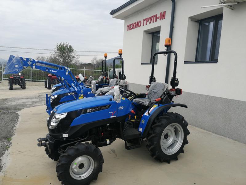 Трактор Solis S26