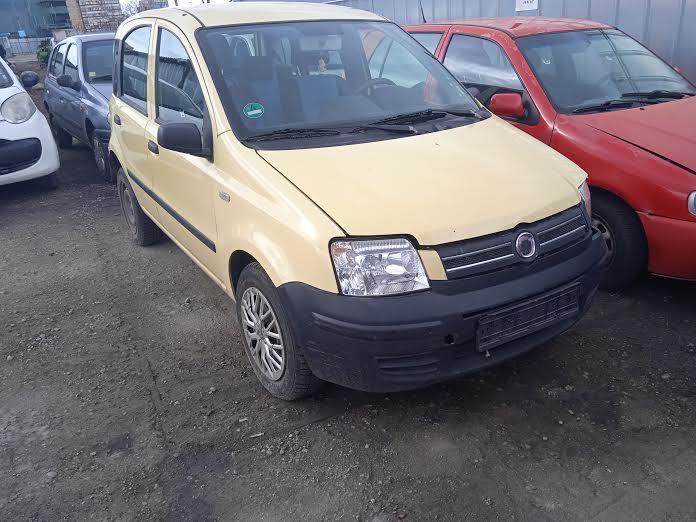Fiat Panda 1.2 Natural Power
