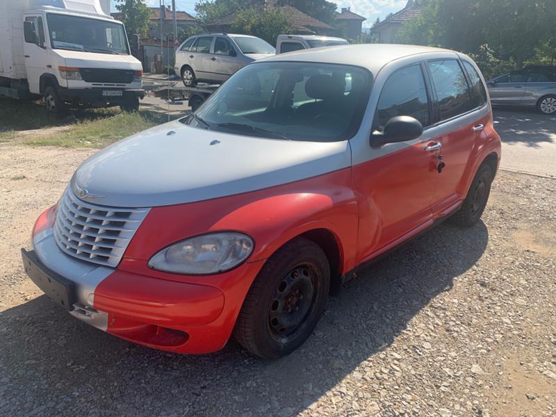Chrysler Pt cruiser 2.2CRD Клима