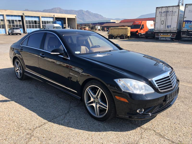 Mercedes-Benz S 550 4Matic,Long,AMG пакет