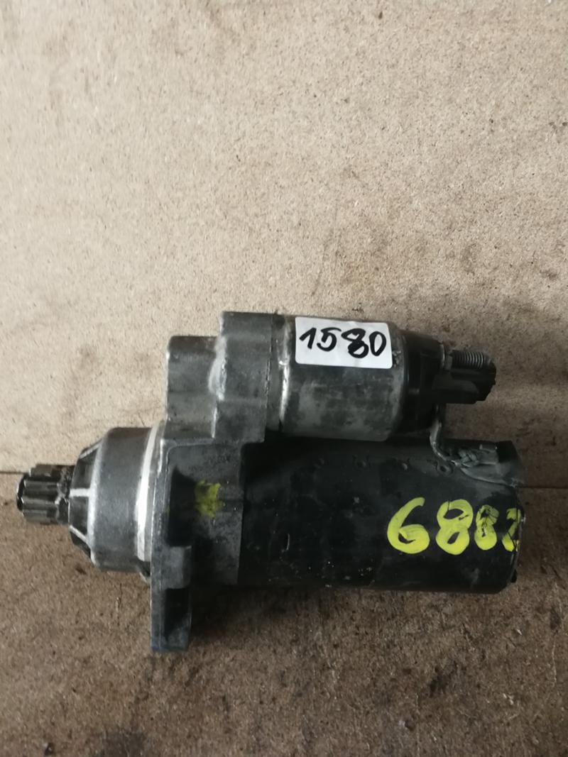 стартер за AUDI FORD MERCEDES BENZ SEAT SKODA VW - 1.9tdi/2.3/2.8 - 96-2004 реф.номер 1580