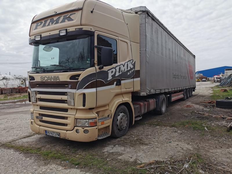 Scania R 420 МЕГА,РЕТАРДЕР