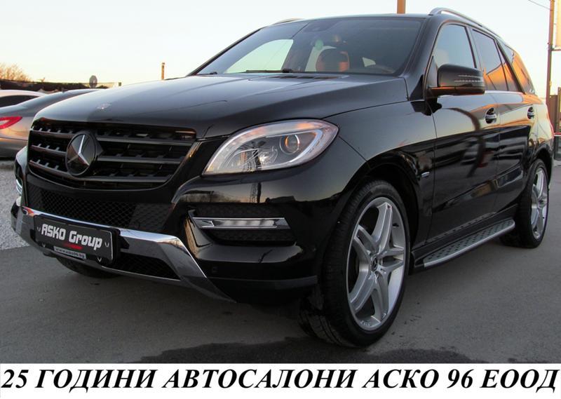 Mercedes-Benz ML 350 4-MATIC/KAMERA/harman/kardon/ЛИЗИНГ
