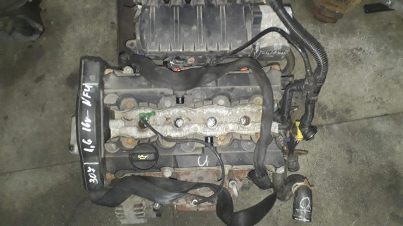 Двигател за пежо 307 1,6 тип на мотора NFU