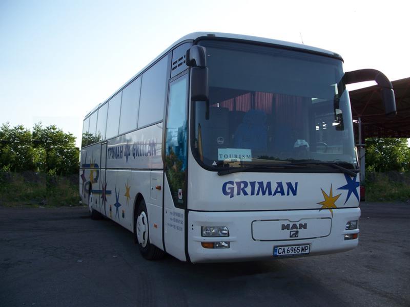 Man 469 Lion`s Coach