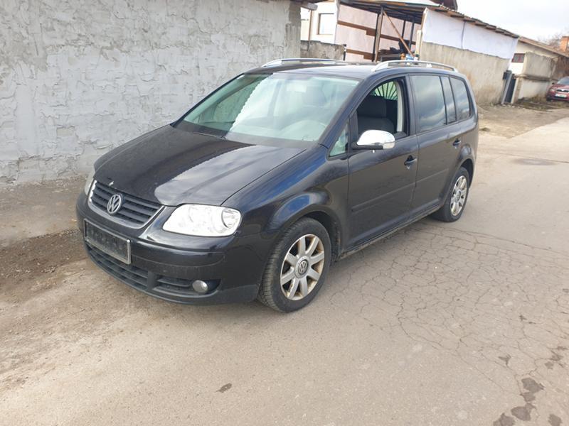 VW Touran 2.0TDI BKD
