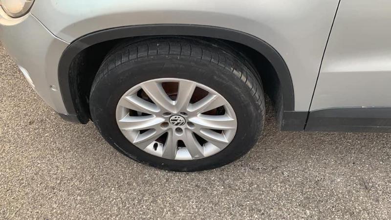 VW Tiguan 2,0 tdi 4x4 на части, снимка 6