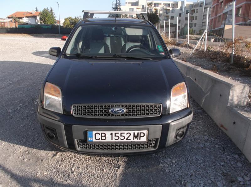 Ford Fusion 1.4 TDCI Facelift