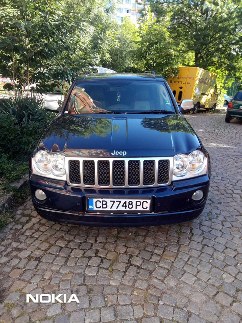 Jeep Grand cherokee OWERLAND
