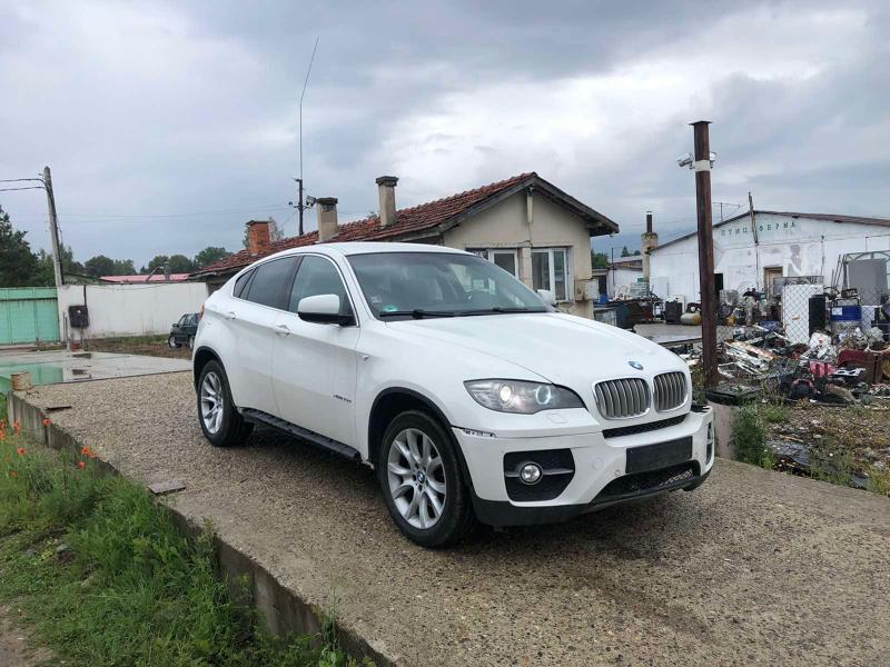 BMW X6 3.5D, 286hp Sport НА ЧАСТИ