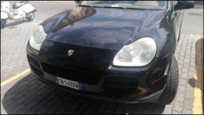 Porsche Cayenne 3.2