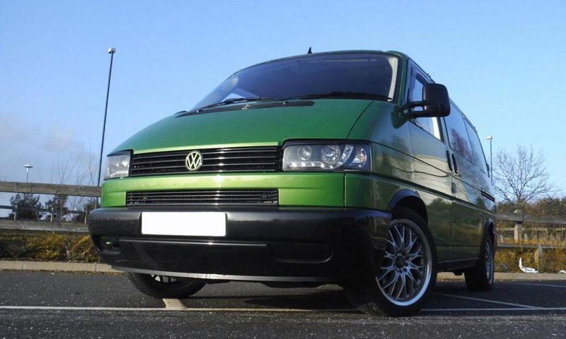 VW T4 2,5TDI НА ЧАСТИ