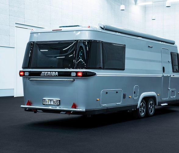 Каравана HYMER / ERIBA TOURING 820