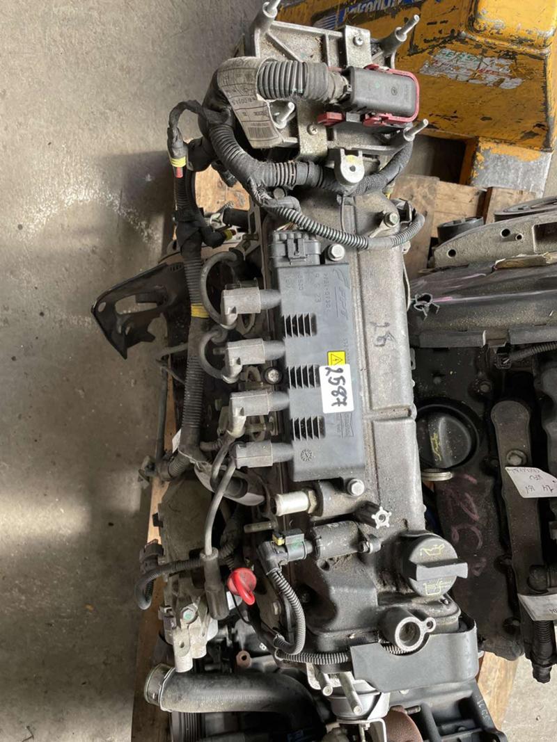 двигател Fiat Ford Lancia Tata 1.2i -69cv 2007-2013 169A4000 реф.номер 2587